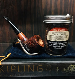 Briar Works Pipe Tobacco Peach Cobbler 2oz