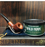 Seattle Pipe Club Pipe Tobacco Wild Man 2oz