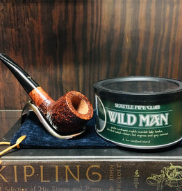 Seattle Pipe Club Pipe Tobacco Wild Man 2oz