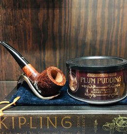 Seattle Pipe Club Seattle Pipe Club Pipe Tobacco Plum Pudding Barrel Age 2oz