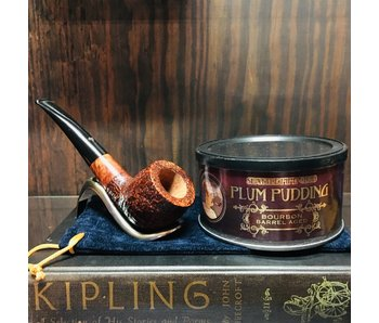 Seattle Pipe Club Pipe Tobacco Plum Pudding Barrel Age 2oz