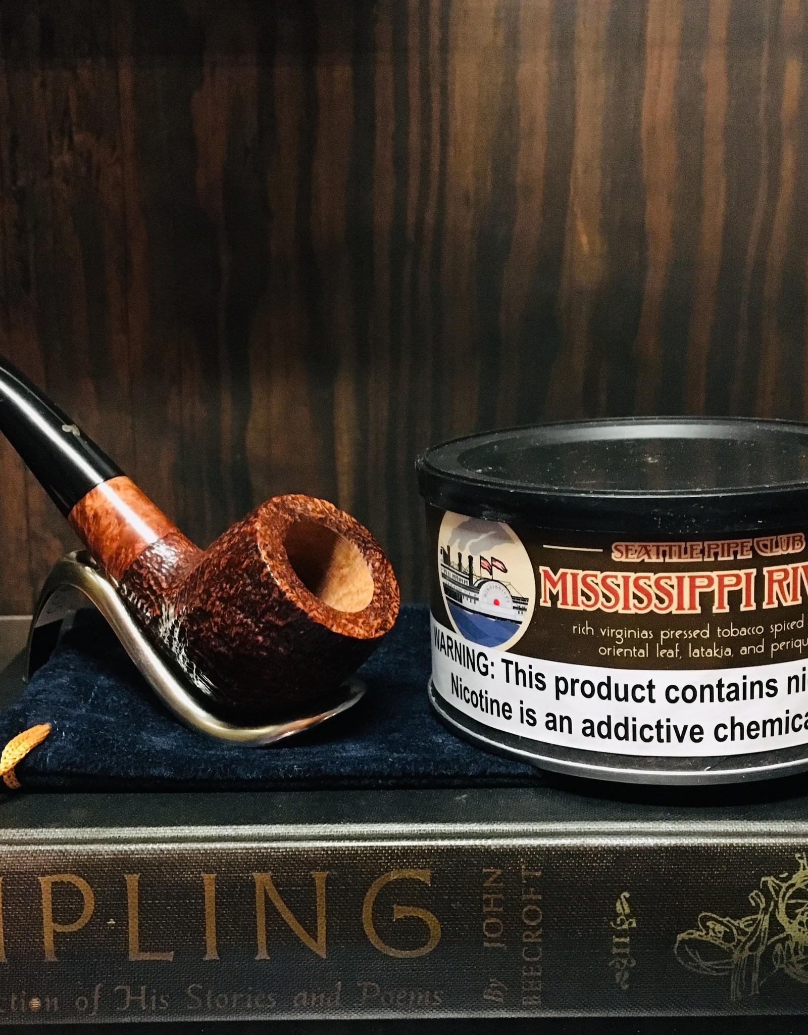 Seattle Pipe Club Seattle Pipe Club Pipe Tobacco Mississippi River 2oz