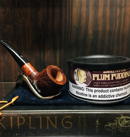 Seattle Pipe Club Seattle Pipe Club Pipe Tobacco Plum Pudding 2oz