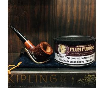 Seattle Pipe Club Pipe Tobacco Plum Pudding 2oz