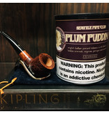 Seattle Pipe Club Seattle Pipe Club Pipe Tobacco Plum Pudding 8oz