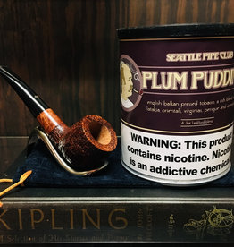 Seattle Pipe Club Seattle Pipe Club Pipe Tobacco Plum Pudding 8oz