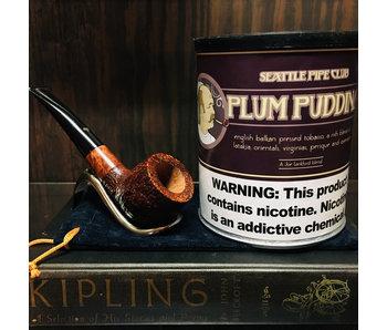 Seattle Pipe Club Pipe Tobacco Plum Pudding 8oz