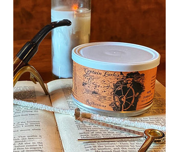Captain Earle's Pipe Tobacco Reflections 2oz Tin