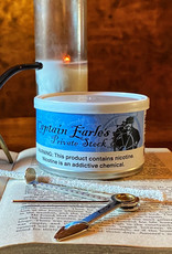 Captain Earle Pipe Tobacco Captain Earle's Pipe Tobacco Private Stock 2oz Tin