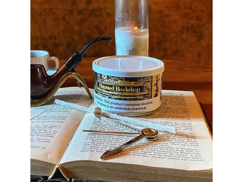 Cornell & Diehl Cornell & Diehl Pipe Tobacco Haunted Bookshop 2oz