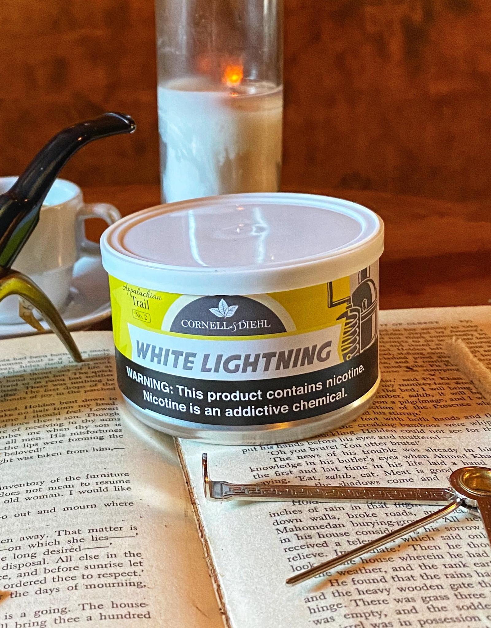 Cornell & Diehl Cornell & Diehl Pipe Tobacco White Lightning 2oz