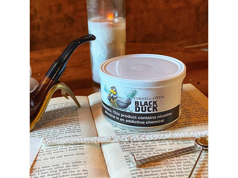 Cornell & Diehl Cornell & Diehl Pipe Tobacco Black Duck 2oz