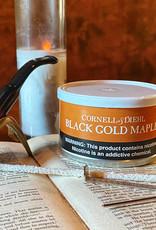 Cornell & Diehl Cornell & Diehl Pipe Tobacco Black Gold Maple 2oz