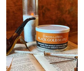 Cornell & Diehl Pipe Tobacco Black Gold Maple 2oz
