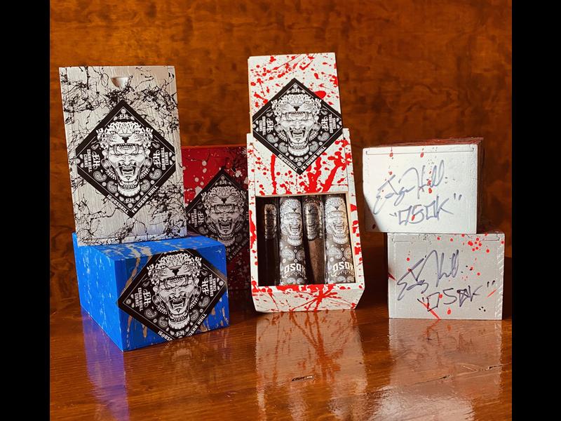 OSOK OSOK One Shot One Kill Custom Boxes by Edgar Hoill Box of 12