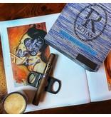 Rojas Cigars Rojas Bluebonnet Corona Gordo 5.5 x 42 Single
