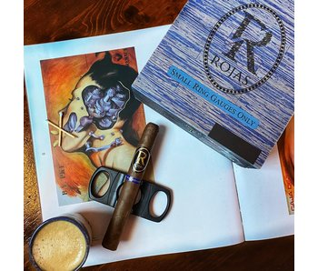 Rojas Bluebonnet Corona Gordo 5.5 x 42 Single