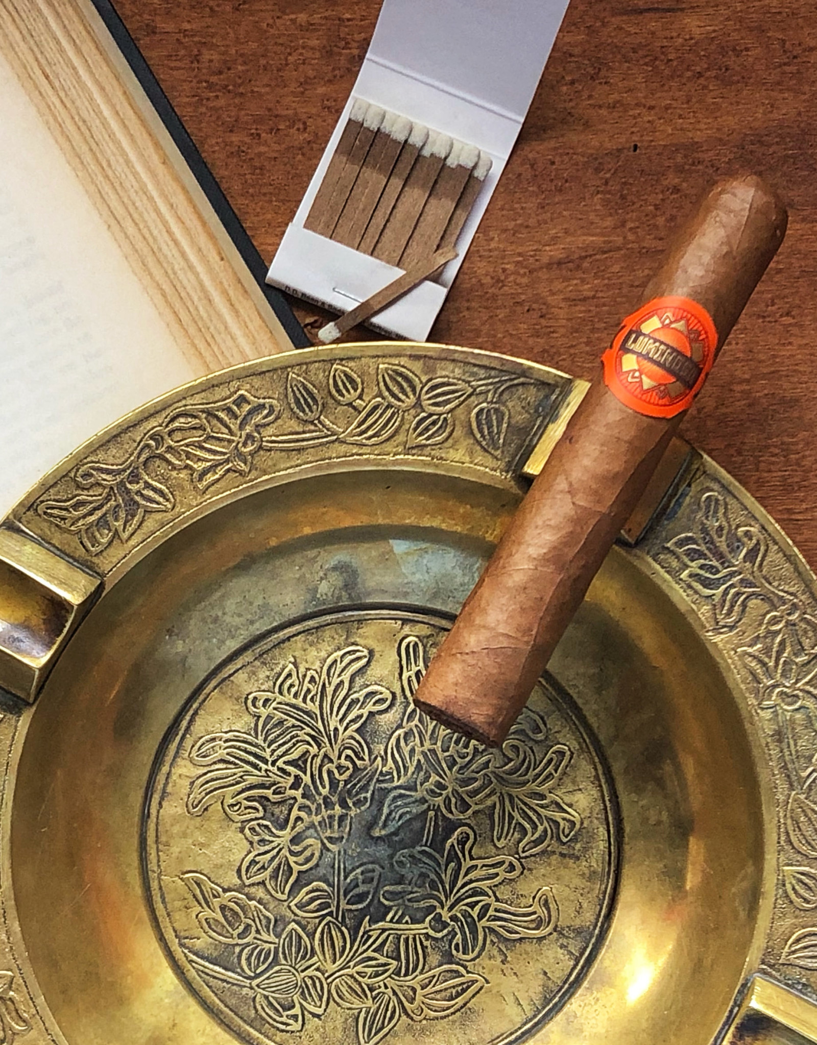 Crowned Heads Crowned Heads Luminosa Robusto 5 x 50 Single