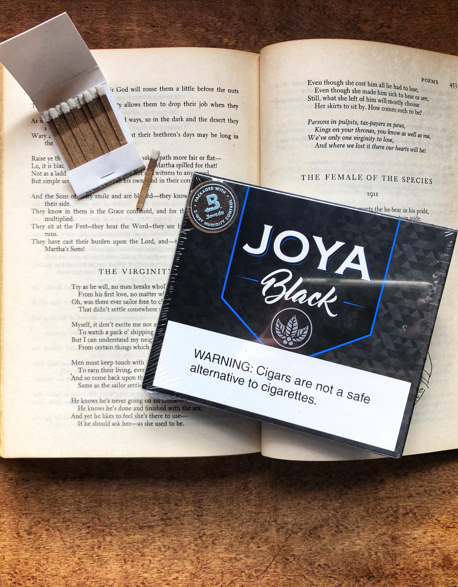 Drew Estate Joya de Nicaragua Black Cigarillos 4 x 32 Tin of 10
