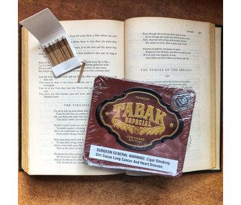 Drew Estate Tabak Especial Dark Roast Cigarillos Maduro 10 Pack