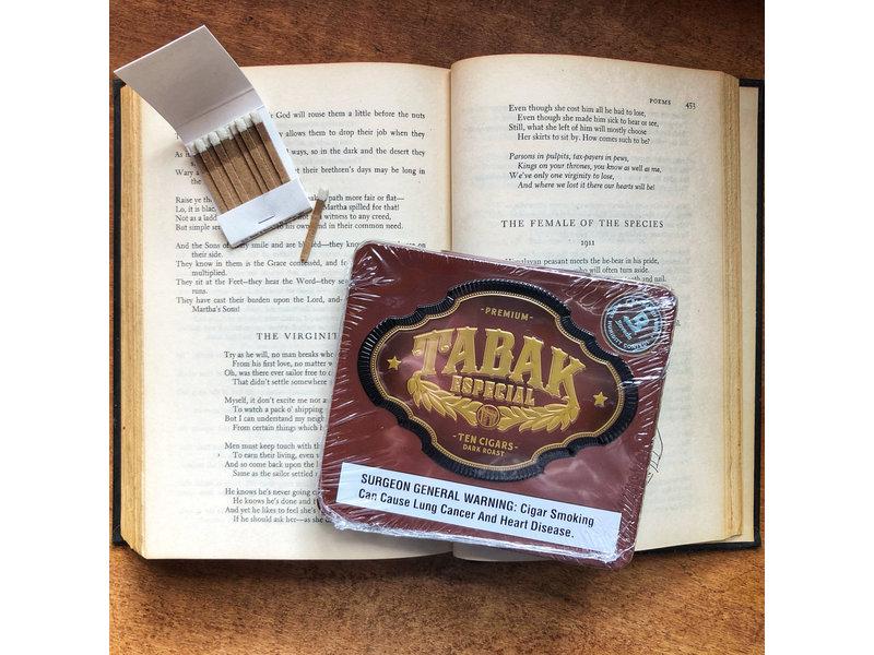 Drew Estate Drew Estate Tabak Especial Dark Roast Cigarillos Maduro 10 Pack