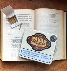 Drew Estate Drew Estate Tabak Especial Dulce Cigarillos  Light Roast 10 Pack