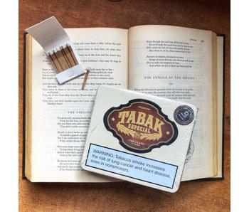 Drew Estate Tabak Especial Dulce Cigarillos  Light Roast 10 Pack