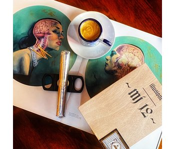 Illusione MJ12 Habano Toro 6 x 56 Single