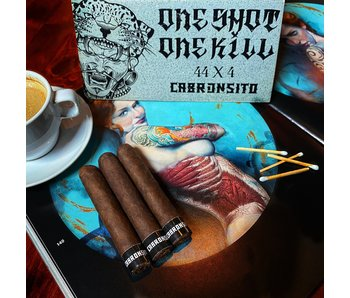 One Shot One Kill OSOK Cabronsito 4 x 44 Single
