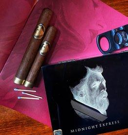 Caldwell Cigar Co Caldwell Midnight Express Jokey Club Robusto 5 x 50 Single