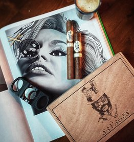 Caldwell Cigar Co Caldwell Savages Corona Extra 6 x 46 Single