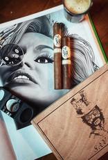 Caldwell Cigar Co Caldwell Savages Corona Larga 8 x 45 Single