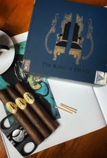 Caldwell Cigar Co Caldwell The King Is Dead The Last Payday  6 x 52 Single