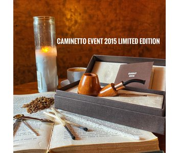 Caminetto Pipes Limited Edition 2015 Event Pipe