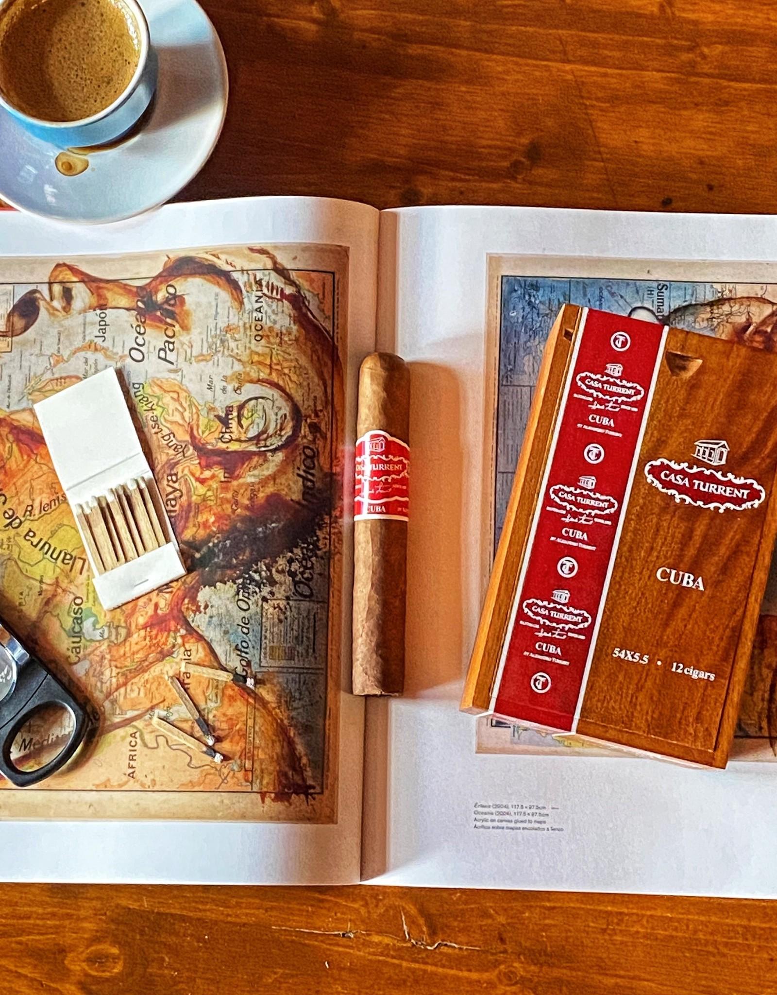 Casa Turrent Casa Turrent Origins Cuba Robusto 5.5 x 52 Single