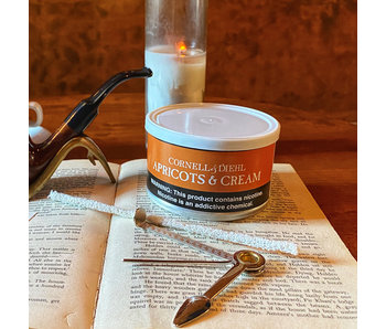 Cornell & Diehl Pipe Tobacco Apricots & Cream 2oz