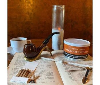 Cornell & Diehl Pipe Tobacco Chocolate Cavendish 2oz
