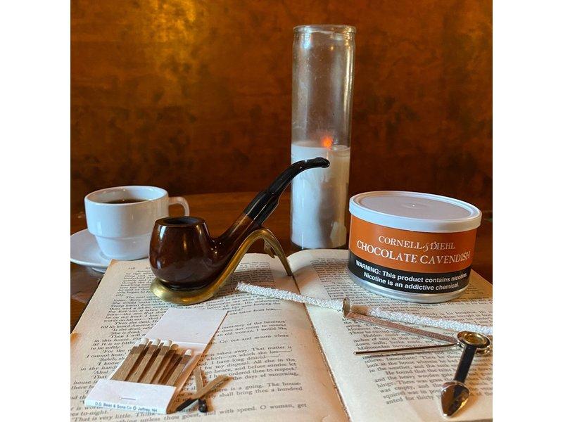 Cornell & Diehl Cornell & Diehl Pipe Tobacco Chocolate Cavendish 2oz