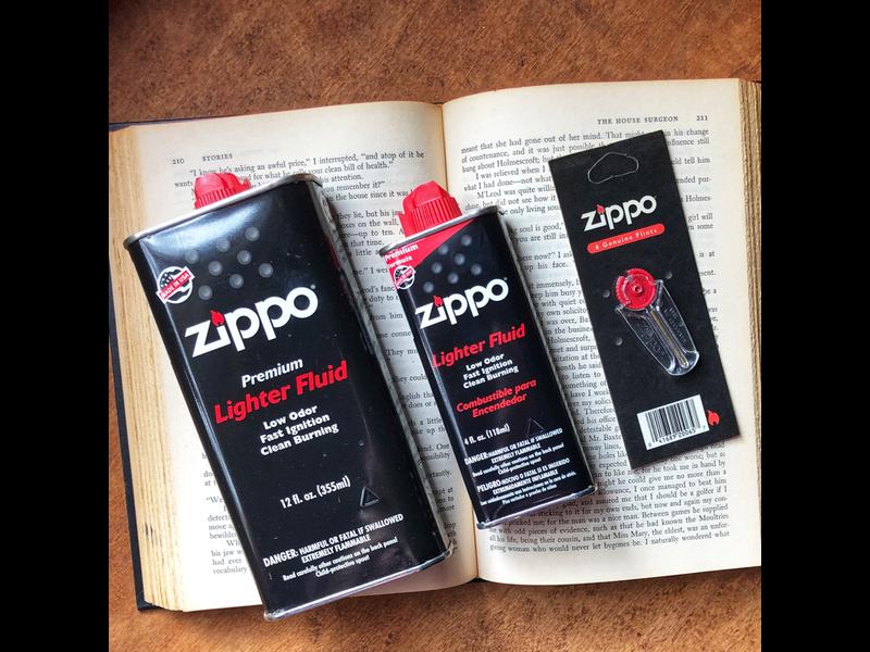 zippo Zippo Flints