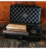 Phillips & King Humidors Hard Case 15-20 County Travel Humidor