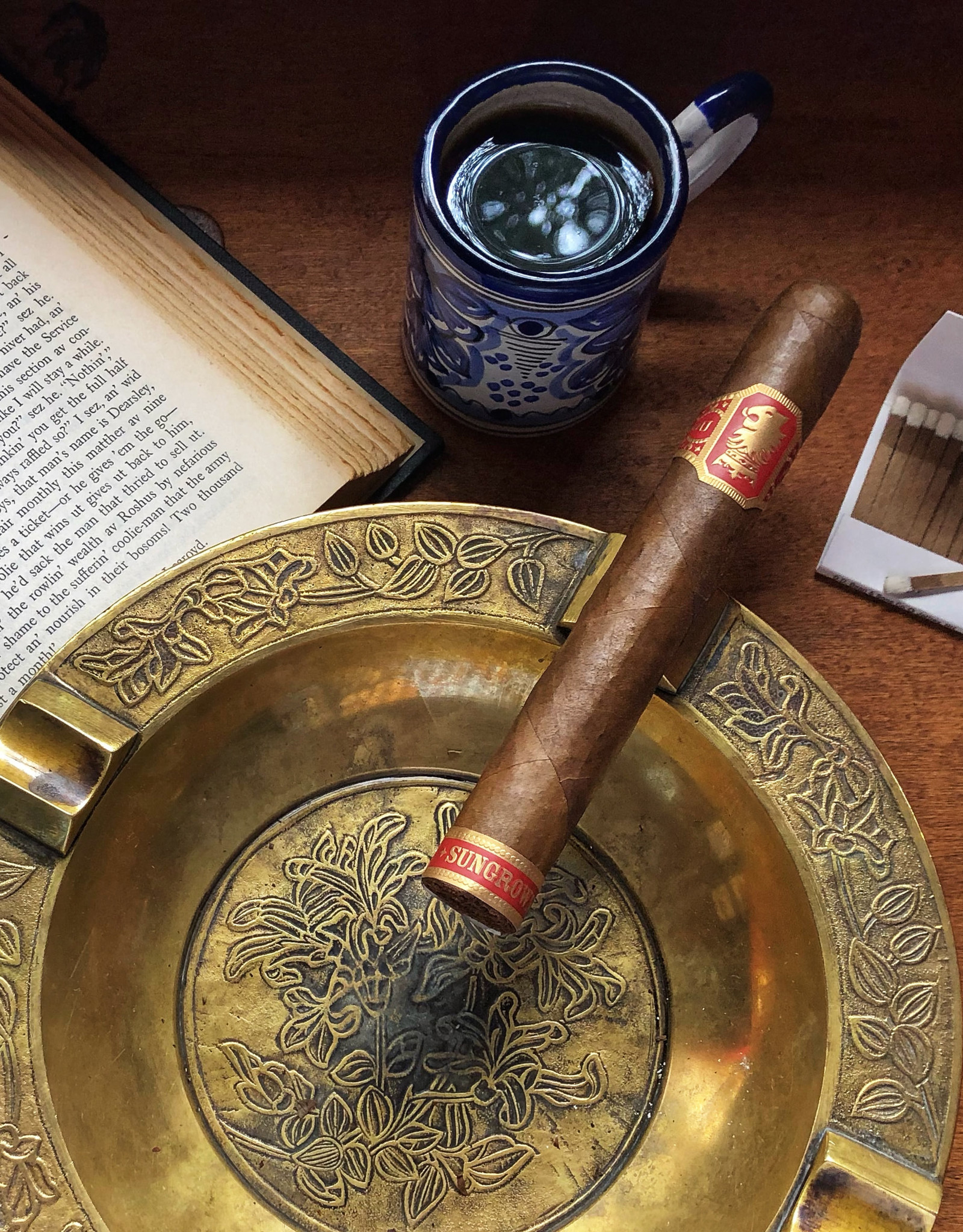 Drew Estate Drew Estate Undercrown Sun Grown Robusto 5 x 54 Single