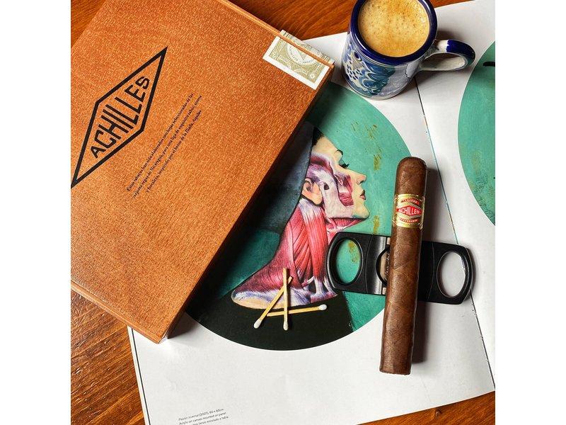 Curivari Cigars Curivari Achilles Gloriosos Toro 5.75 x 56 Single