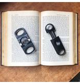 VSOL Cigar Cutters Pastic V-Cutter Black