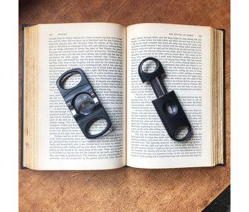 Cigar Cutters Pastic V-Cutter Black