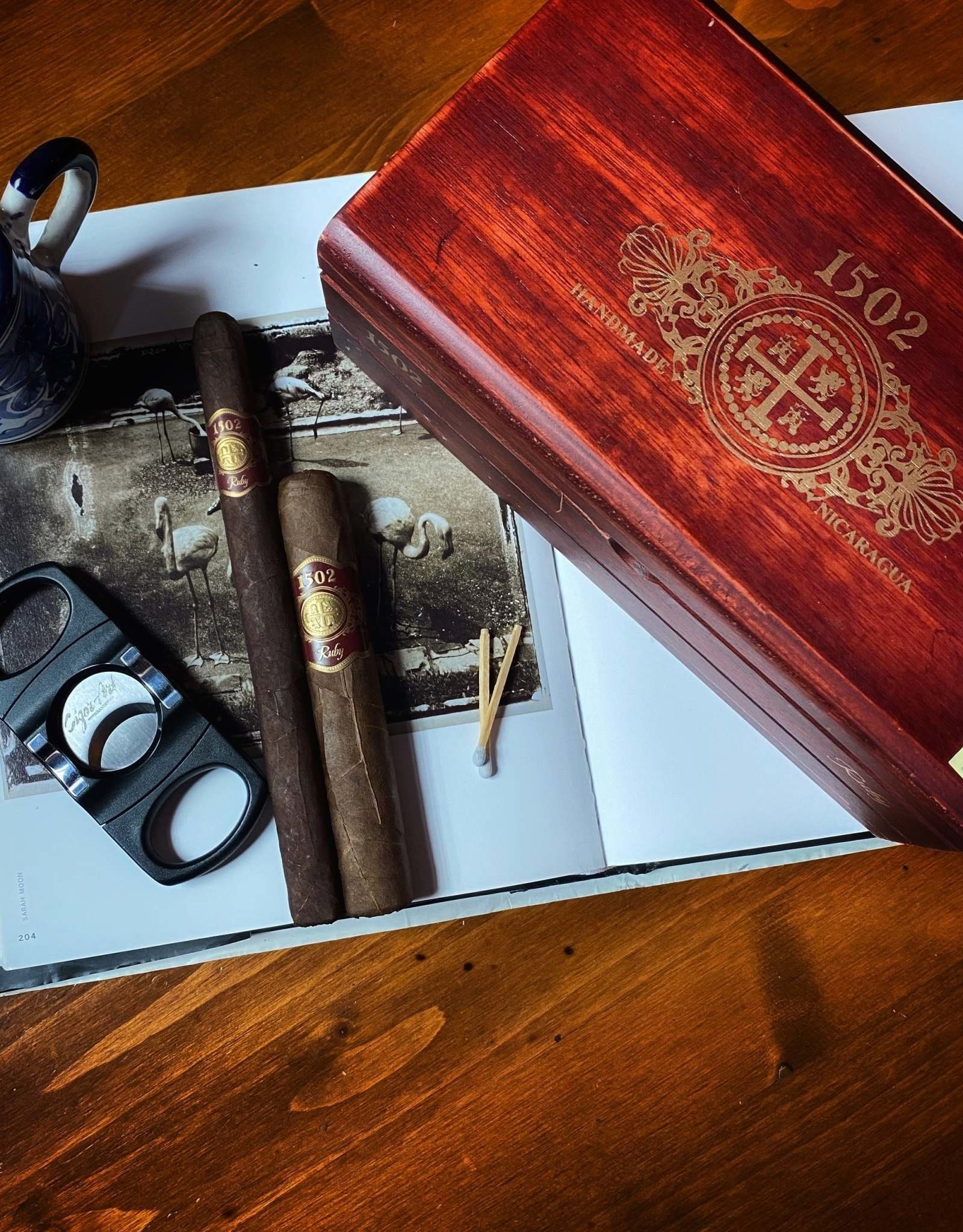 1502 Cigars 1502 Ruby Robusto