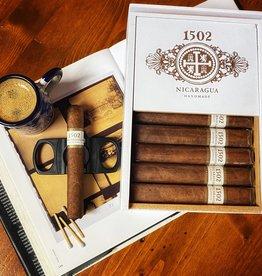 1502 Cigars 1502 Nicaragua Robusto 5 x 50