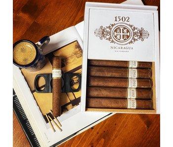 1502 Nicaragua Robusto 5 x 50