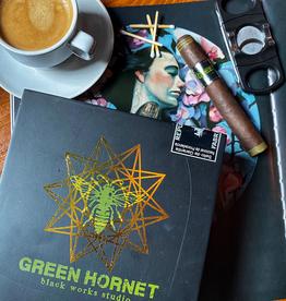Black Label Trading Co Black Works Studio Green Hornet Robusto 5 x 48