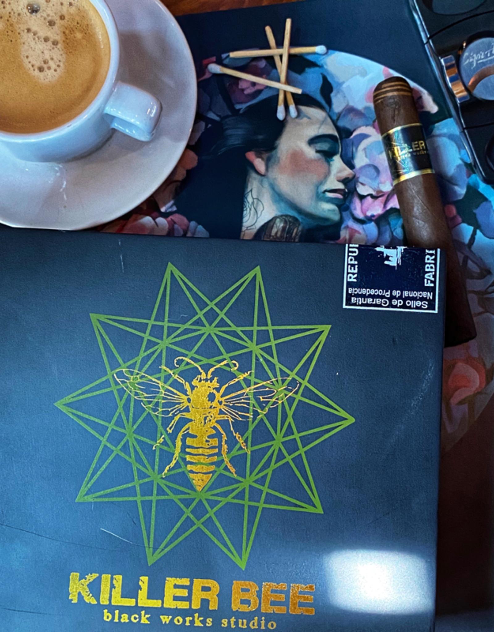 Black Label Trading Co Black Works Studio Killer Bee Petit Corona 4.5 x 48
