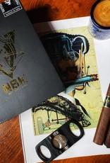 Black Label Trading Co Black Works Studio NBK Corona Larga 6 x 46
